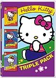Hello Kitty Triple Pack [Reino Unido] [DVD]