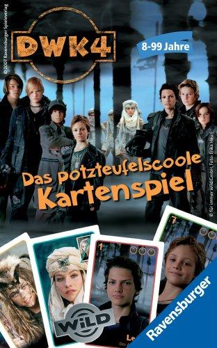 Ravensburger 23256 - Die Wilden Kerle DWK 4: Das Potzteufelscoole Kartenspiel Mitbringspiel