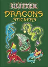 Best Dover Publications-Glitter Dragon Stickers Review