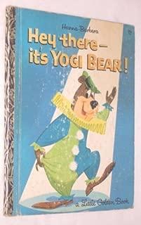 Hey There- It's Yogi Bear!