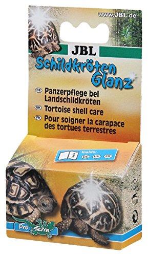 JBL Schildkrötenglanz 70450 Panzerpflege für Landschildkröten, 10 ml