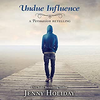 Undue Influence     A Persuasion Retelling              By:                                                                                                                                 Jenny Holiday                               Narrated by:                                                                                                                                 Michael Fell                      Length: 6 hrs and 41 mins     Not rated yet     Overall 0.0