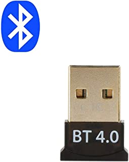 Bluetooth USB Adapter, Bluetooth USB dongle Plug and Play for Y/L SIP-T27G,T29G,T46G,T48G,T46S,T48S,T52S, Raspberry PI,Windows10/8