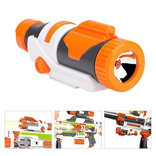 Torce tattiche, Tactical Staccabile LED Light Flash Scope per Modify Blaster Toy