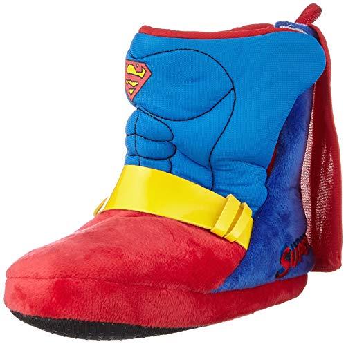 Cerdá Zapatillas De Casa Bota Superman, Azul (Azul C03), 25/26 EU