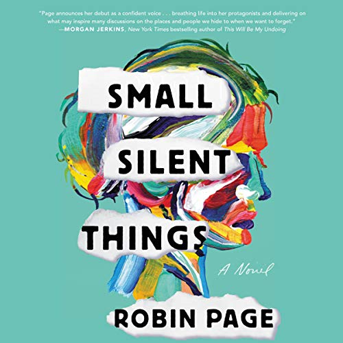 Small Silent Things audiobook cover art
