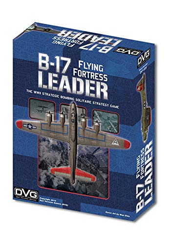 DVG B-17 Flying Fortress Leader War Strategy Board Games