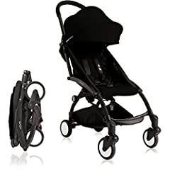 A newly reinforced frame that allows for a higher weight limit of up to 40 pounds New suspension that smoothes out the ride even further Better storage for all of your baby/kid needs on the go, including a new basket that's 60% bigger than the previo...