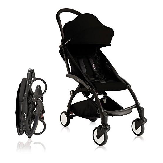 Babyzen YOYO+ Stroller – Black