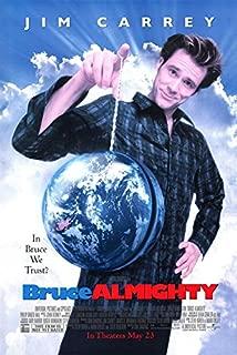 Bruce Almighty - Authentic Original 27