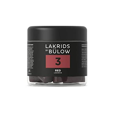Lakrids by Bülow NO. 3 Red 150g- Danish Confectionery Licorice