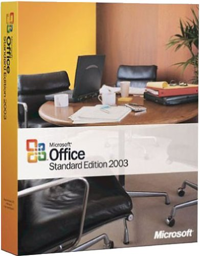 Office 2003 Standard - Version Éducation