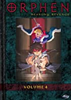 Orphen Season 2: Requiescence Before the Storm 4 [DVD] [Import]