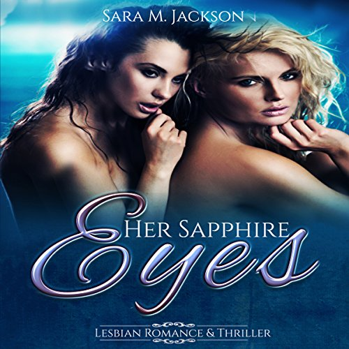 Her Sapphire Eyes audiobook cover art
