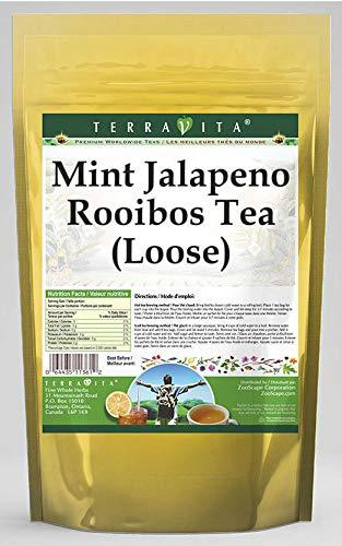 New sales Mint Jalapeno Rooibos Tea Loose 4 oz Pack Max 51% OFF ZIN: 545938 - 3