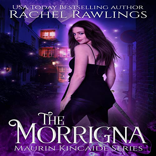 The Morrigna audiobook cover art