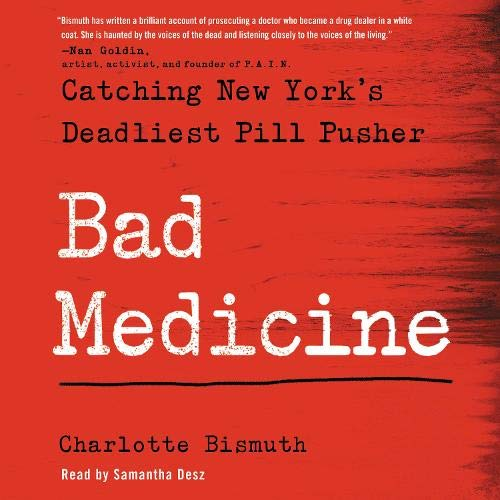Bad Medicine cover art