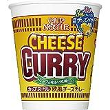 日清食品 カップヌードル 欧風チーズカレー