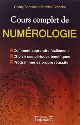 Cours complet de numérologie