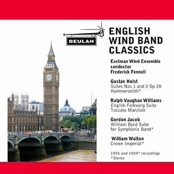 English Wind Band Classics