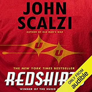 Redshirts     A Novel with Three Codas              By:                                                                                                                                 John Scalzi                               Narrated by:                                                                                                                                 Wil Wheaton                      Length: 7 hrs and 41 mins     969 ratings     Overall 4.1