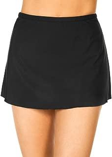 Women's Swimwear Skirted Swim Pant Tummy Control Slimming Bathing Suit Bottom
