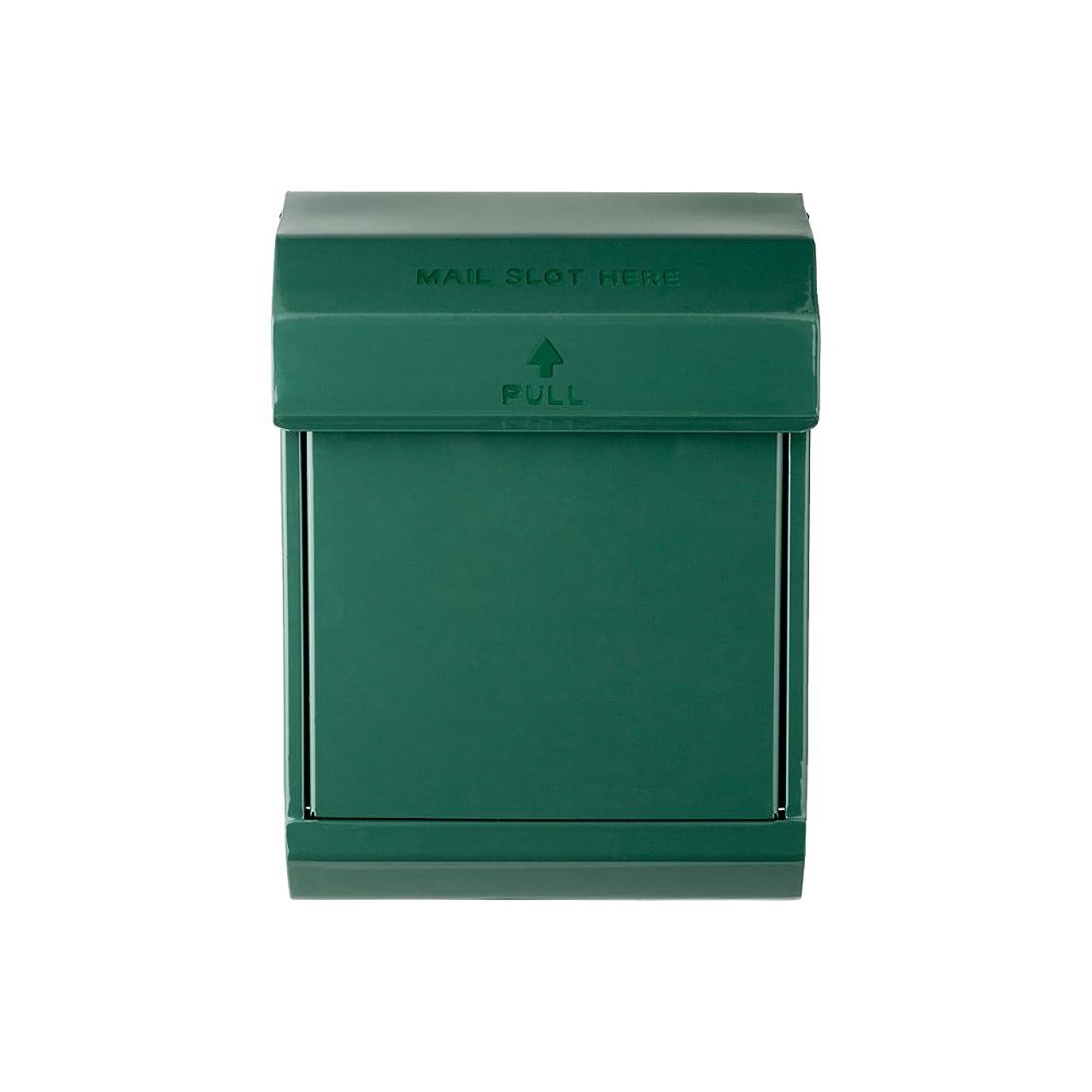 上院チャータースーダンART WORK STUDIO Mail box 2 メールボックス2 グリーン TK-2079