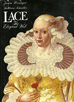 Lace  The Elegant Web  English and French Edition