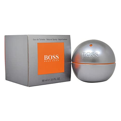 Boss In Motion By Hugo Boss For Men. Eau De Toilette Spray 3 Ounces