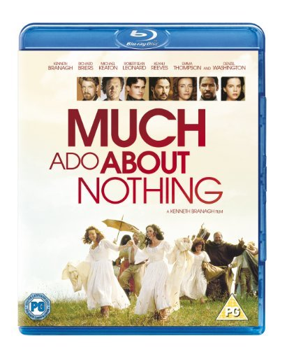 Much Ado About Nothing [Blu-ray] [2017]