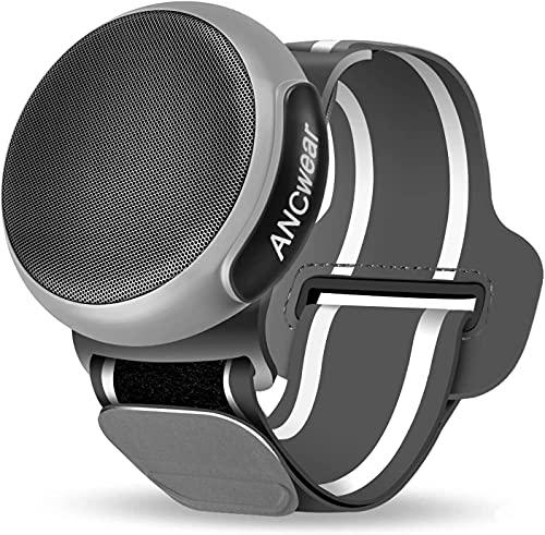 ANCwear Altoparlanti portatili Bluetooth Mini altoparlante wireless con bassi,suono HD,altoparlante indossabile Mic incorporato, tempo di riproduzione 9.5H,IPX6 impermeabile adatto per esterni e casa