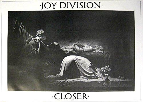 Joy Division Poster Closer