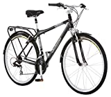 Schwinn Discover Hybrid Bike for Men and Women, 21-Speed, 28-inch...