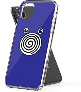RobertsShop Poliwhirl Case Cover Compatible for iPhone iPhone (11 Pro)