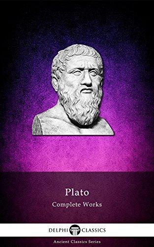 Delphi Complete Works of Plato (Illustrated) (Delphi Ancient Classics Book 5) (English Edition)