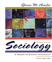 Essentials of Sociology: A Down-to-Earth Approach (with Study Card for Introduction to Sociology) (5th Edition)