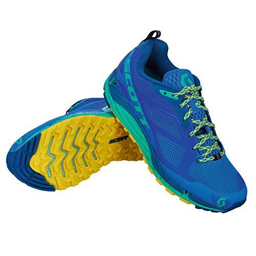 Scott Shoe W's T2 Kinabalu 3.0 blue/green SAMPLE 8.5 US - 11.0 US
