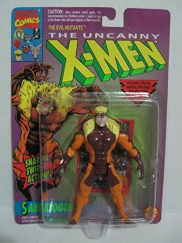 The Uncanny X-Hommes The Evil Mutants -- Sabretooth by X Hommes