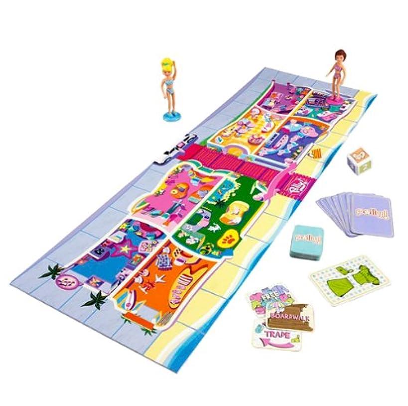 Polly Pocket! Fashion Beach Game