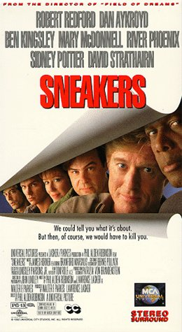Sneakers [USA] [VHS]