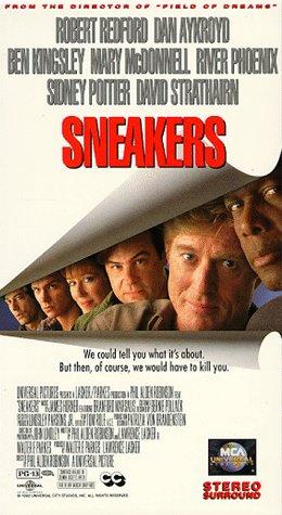 Sneakers [VHS]