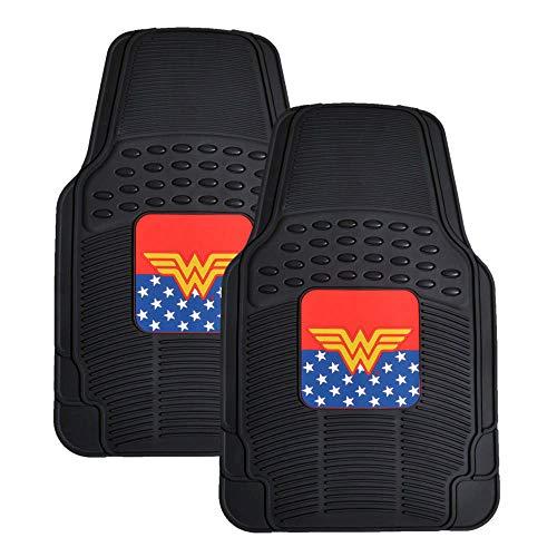 Superhero Car Floor Mats, Officailly Licensed Warner Bros DC Comics,...