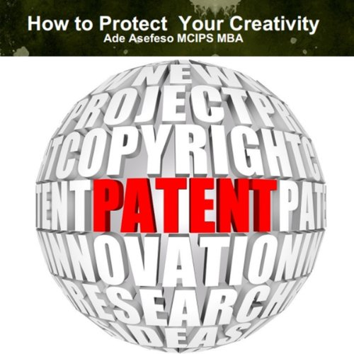 How to Protect Your Creativity cover art