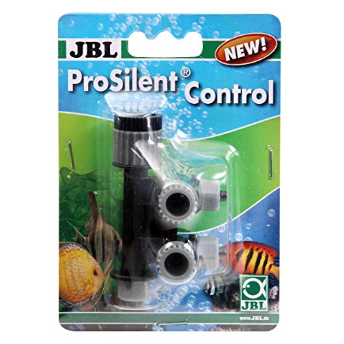 JBL ProSilent Control 6431600 Regulierbarer Präzisions-Luft-Absperrhahn