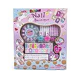 Hot Focus Scented Nail Boutique – 168 Piece Unicorn Nail Art Kit...