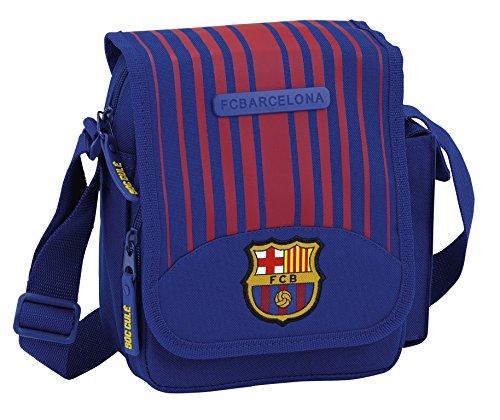 Safta Bandolera F.C. Barcelona 17/18 Oficial Con Bolsillo Exterior 170x60x210mm