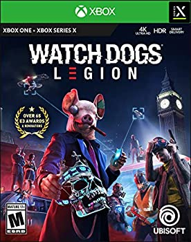 Watch Dogs Legion Standard Edition for Xbox One