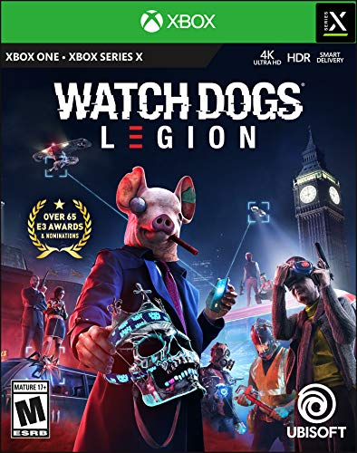 Watch Dogs Legion - Xbox One Standard Edition (Video Game)