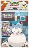Pokemon Harmonie des Esprits (SL11) Pack Cahier Range-Cartes + Booster Soleil et Lune...