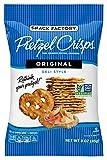 Snack Factory Pretzel Crisps Original Flavor, 3 Oz On-the-Go Bag (Pack of 8)